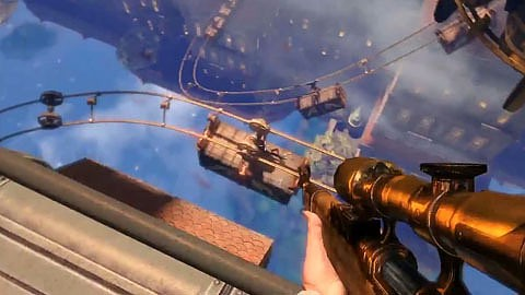 Bioshock Infinite - Spielszenen (Gameplay)