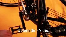 Stringbike - das Fahrrad ohne Kette