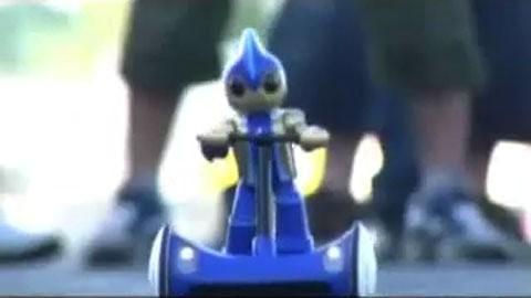 Evolta - Rekordversuch in Le Mans