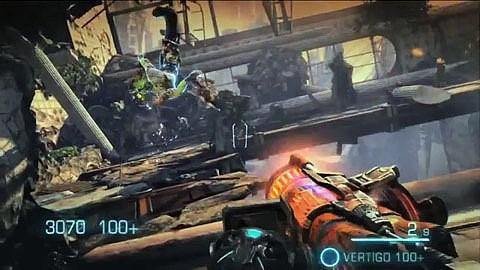 Bulletstorm - Eindrücke (Gameplay) von der Tokyo Game Show 2010