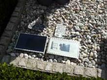Pixel Qi - Displayvergleich in direktem Sonnenlicht