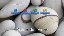 Office 2011 für den Mac - Eindrücke von Golem.de