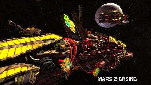 Sword of the Stars 2 - Engine-Trailer