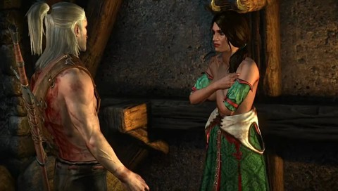 The Witcher 2 - Spielszenen-(Gameplay-)Trailer