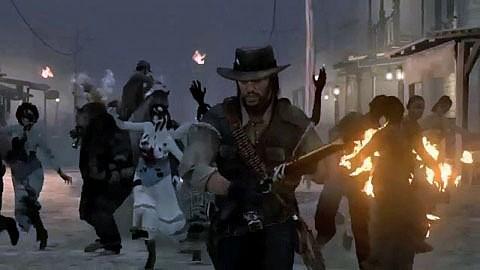 Red Dead Redemption Undead Nightmare - Trailer