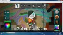 WebGL-Anwendungen in Google Chrome