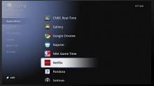 Apps für Google TV