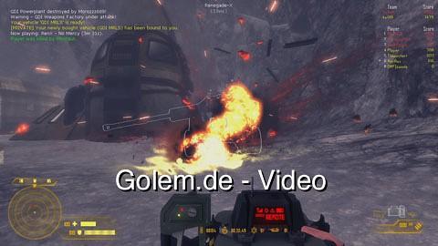 Renegade X - Modifikation für Unreal Tournament 3