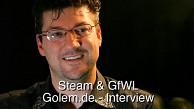 Steam oder Games for Windows Live - Interview mit Randy Pitchford