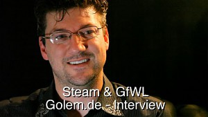 Steam oder Games for Windows Live - Interview mit Randy Pitchford