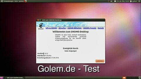Ubuntu 10.10 - Test