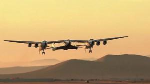 Virgin Galactic - erster bemannter Testflug für Spaceship Two