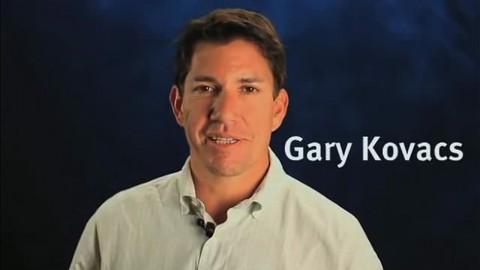Gary Kovacs stellt sich als neuer CEO von Mozilla vor