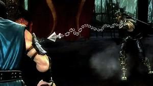 Mortal Kombat - Scorpion - Trailer