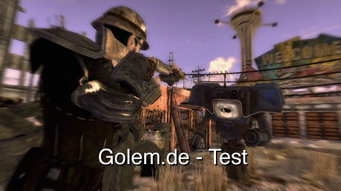 Fallout New Vegas - Test
