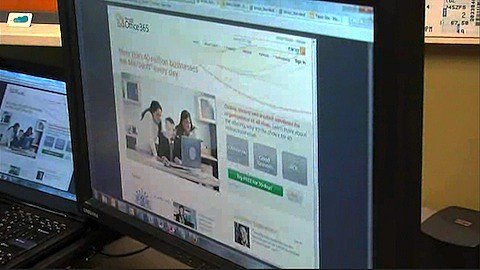 Office 365 - Demonstration von Microsoft
