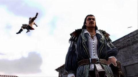 Assassin's Creed Brotherhood - Multiplayerklasse Söldner