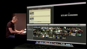 iMovie 11 - Erstellung eines Filmtrailers
