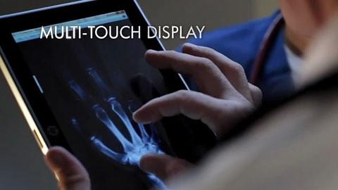 HP Slate 500 - Herstellervideo zum Tablet-PC