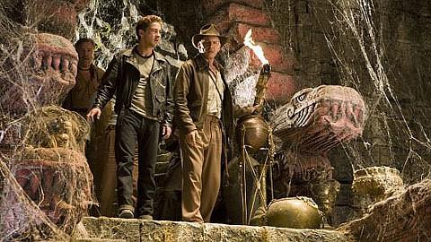 Indiana Jones 4 (Das Königreich des Kristallschädels) - Kinotrailer