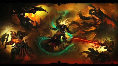 Diablo 3 Battle Arena - Trailer von der Blizzcon 2010