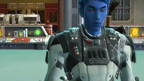 Star Wars The Old Republic - Der imperiale Agent - Trailer