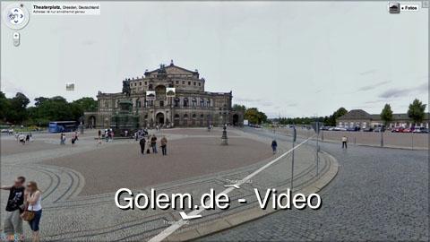 Google - Street-View-Start in Deutschland