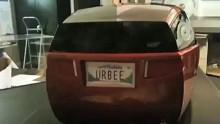 Urbee - Plugin-Hybrid mit Rapid-Manufacturing-Karosserie