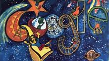 Doodle 4 Google - Wettbewerb für Kinder 2010