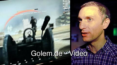 Battlefield Play 4 Free - Spielszenen und Interview vom EA Showcase in London am 4. November 2010