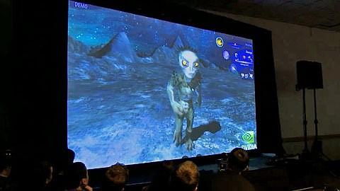 Nvidia zeigt Kühlsystem, Demos und Black Ops auf GTX 580
