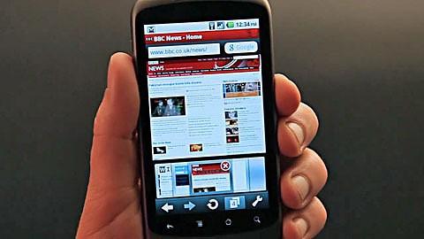 Opera Mobile 10.1 für Android