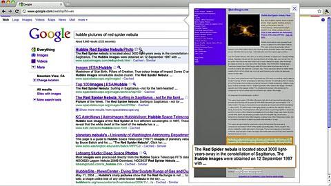 Google stellt Instant Previews vor