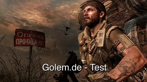 Call of Duty 7 Black Ops - Test