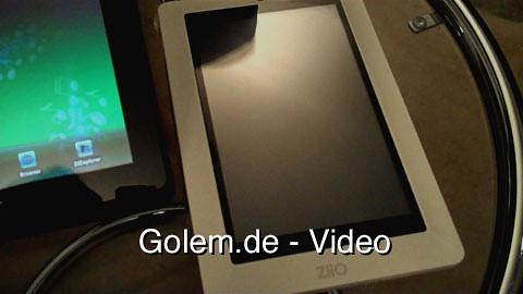 Creative zeigt Ziio-Tablets mit 7 und 10 Zoll unter Android