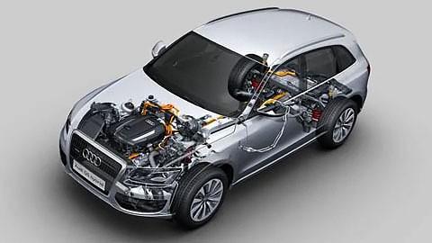 Audi Q5 kommt mit Hybridantrieb