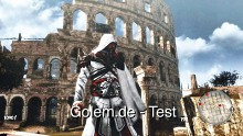 Assassin's Creed Brotherhood - Test der Solokampagne