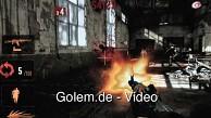 Rage auf dem iPad - Spielszenen (Gameplay) von Golem.de