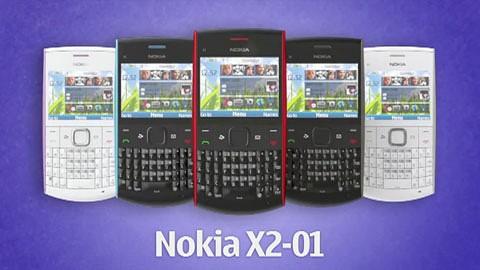 Nokia X2-01 - Herstellervideo