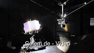 Inveritas von DFKI - Roboter fängt Satelliten ein