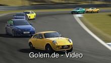 Gran Turismo 5 - Spielszenen (Gameplay) aus den ersten 60 Minuten