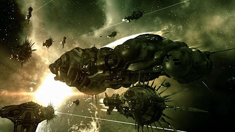 Eve Online Incursion - Trailer