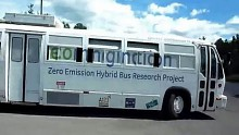 GE entwickelt Akku für Elektrobus