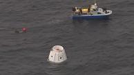 Space X - Dragon Drop - Raumkapsel im Test