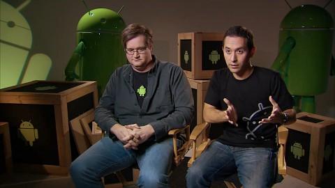 Google über die Entstehung des Nexus S
