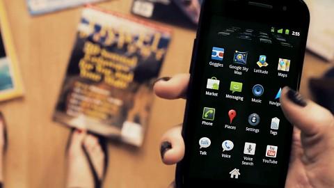 Google stellt das Nexus S vor