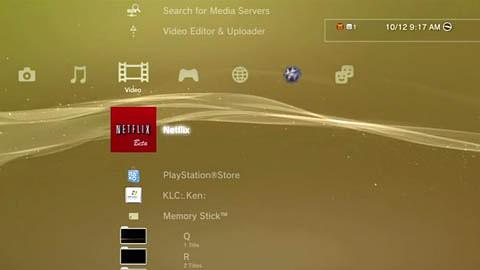 Netflix für die PS3 setzt auf HTML5 und Webkit
