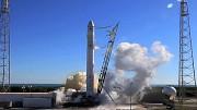 Space X - erster Flug ins All