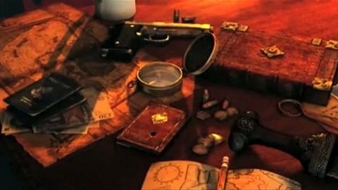 Uncharted 3 Drake's Deception - Teaser