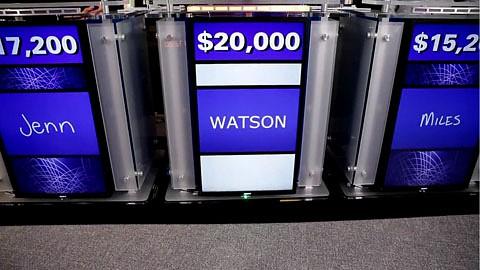 IBM - Herausforderung Jeopardy